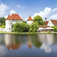 Королевские замки Баварии