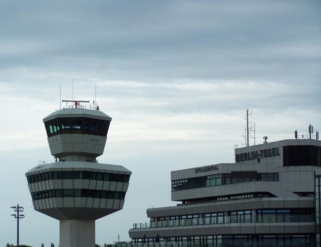 Отто Лилиенталь: человек и аэропорт
