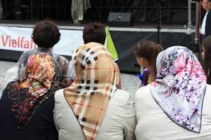 Число мусульман в Германии